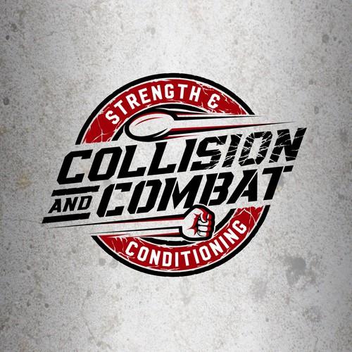 Collision & Combat Logo