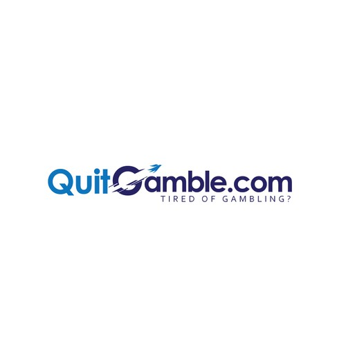 Logo for a program to Quit Gamble