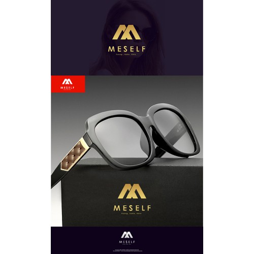 MeSelf Eye Wear Brand Concept 2
