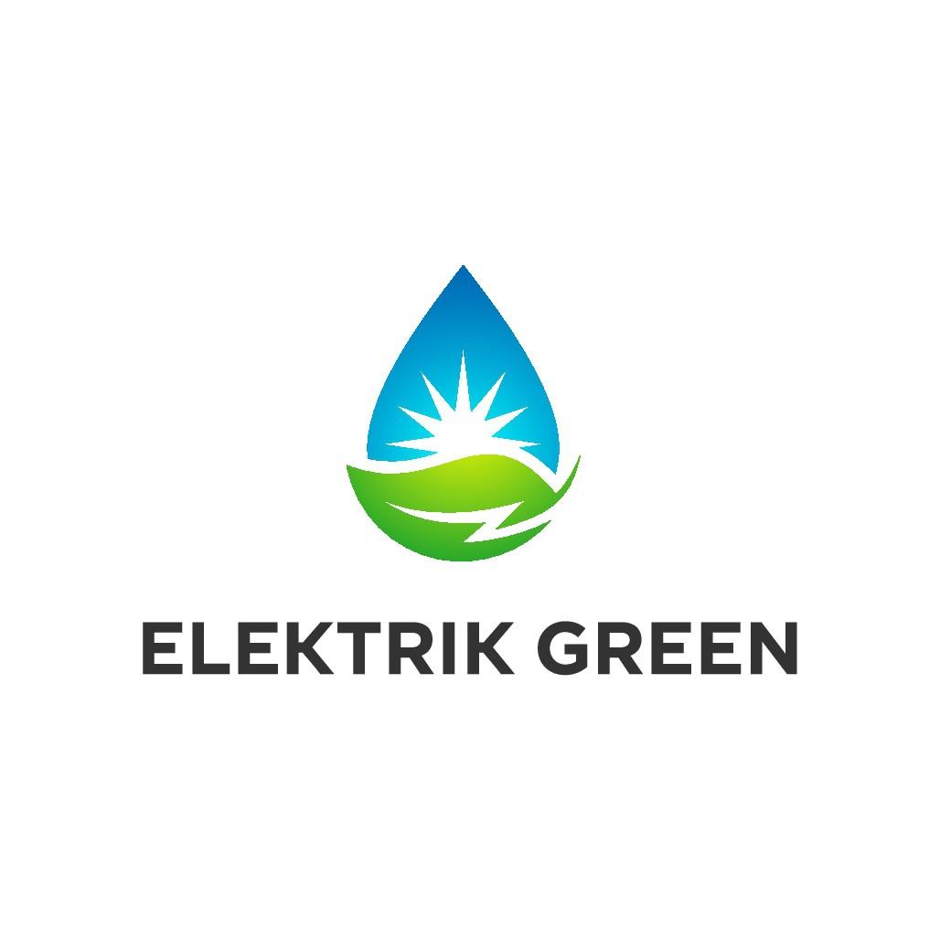 Design an Energizing logo for Elektrik Green! The best environmental impact for all!