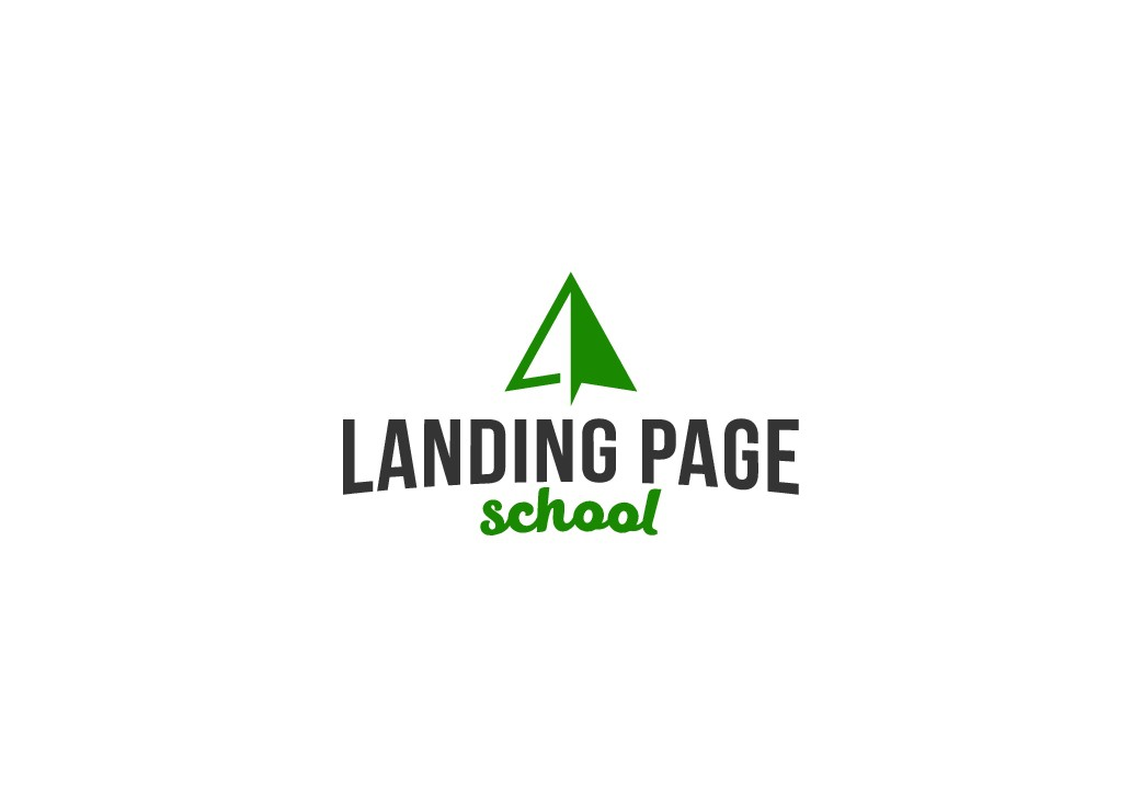 Create an exciting new logo for Landing Page School!