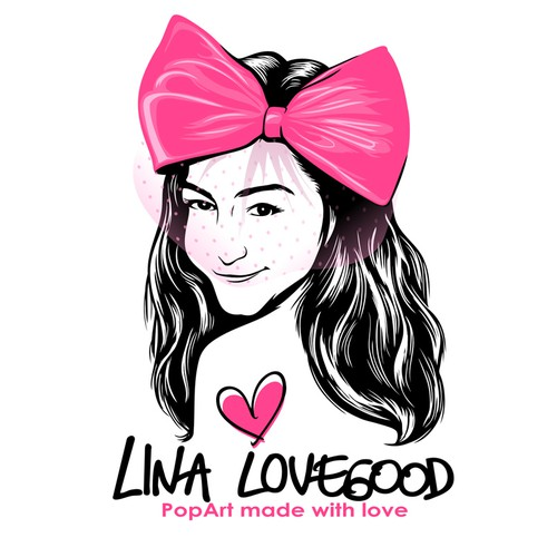 Help Lina Lovegood with a new logo