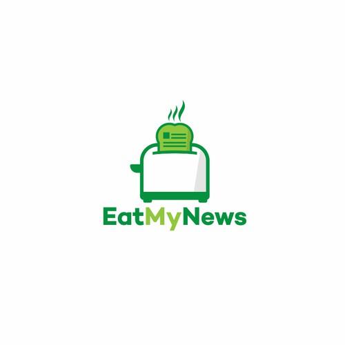 Logo for online media