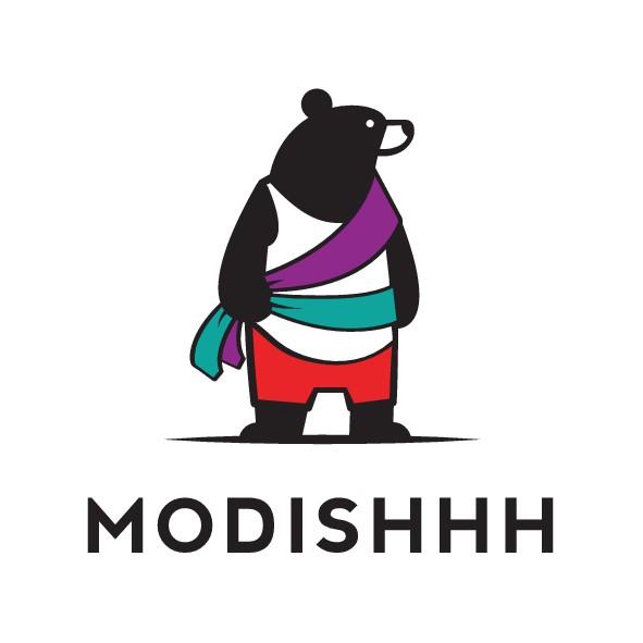 Design a logo for a new retail brand featuring unique artworks