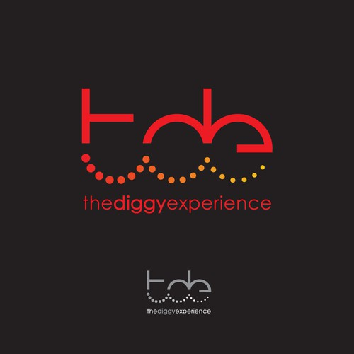 Create the next logo for thediggyexperience