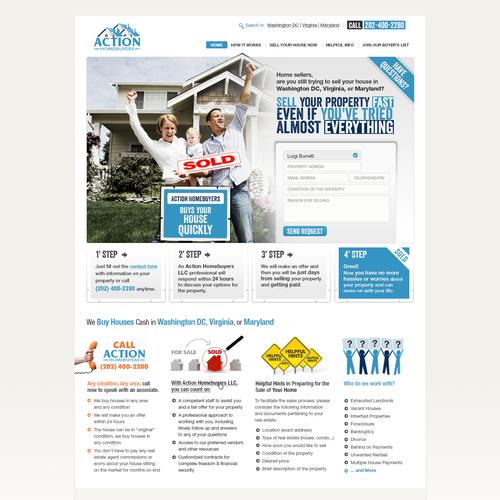 Action Hombuyers Website Contest