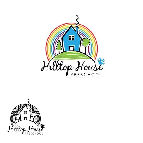 Help Hilltop House Preschool with a new logo