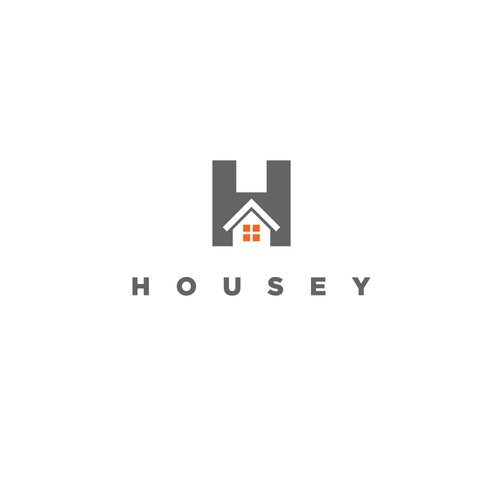 Housey Logo Design