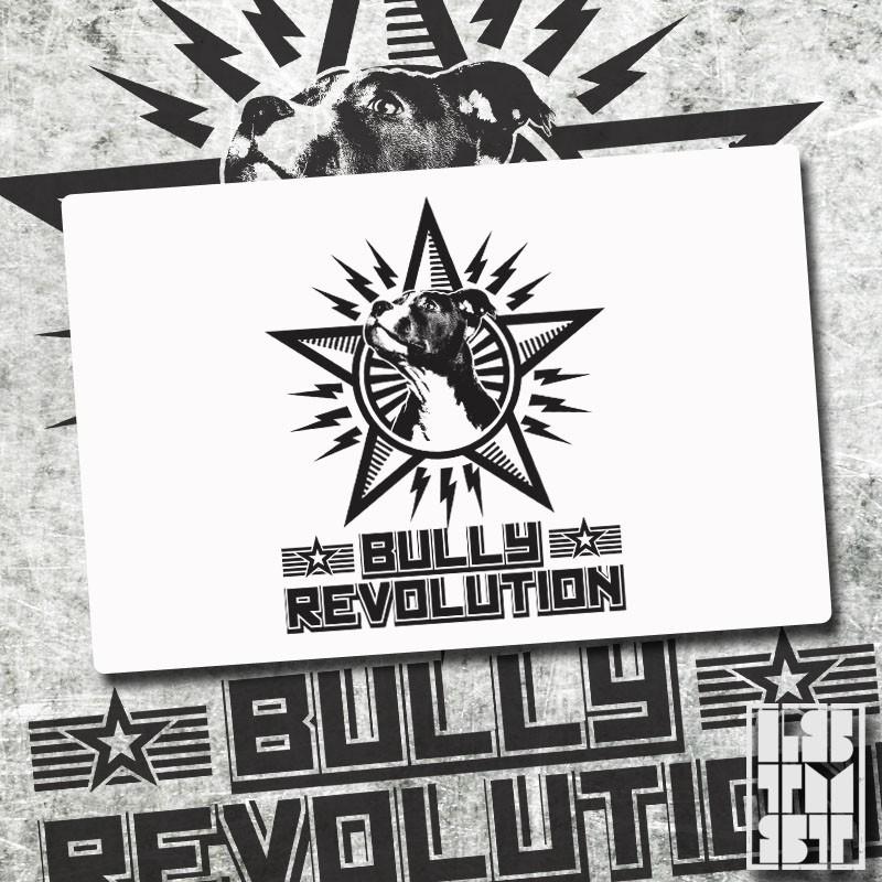 Proud Logo for Bully Revolution - Viva La Revolución!