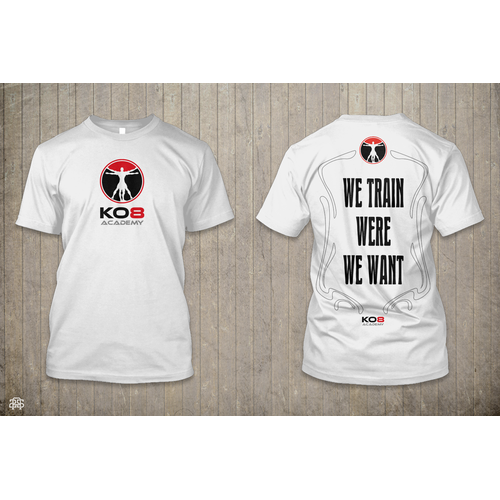 typographic artwork - tshirt