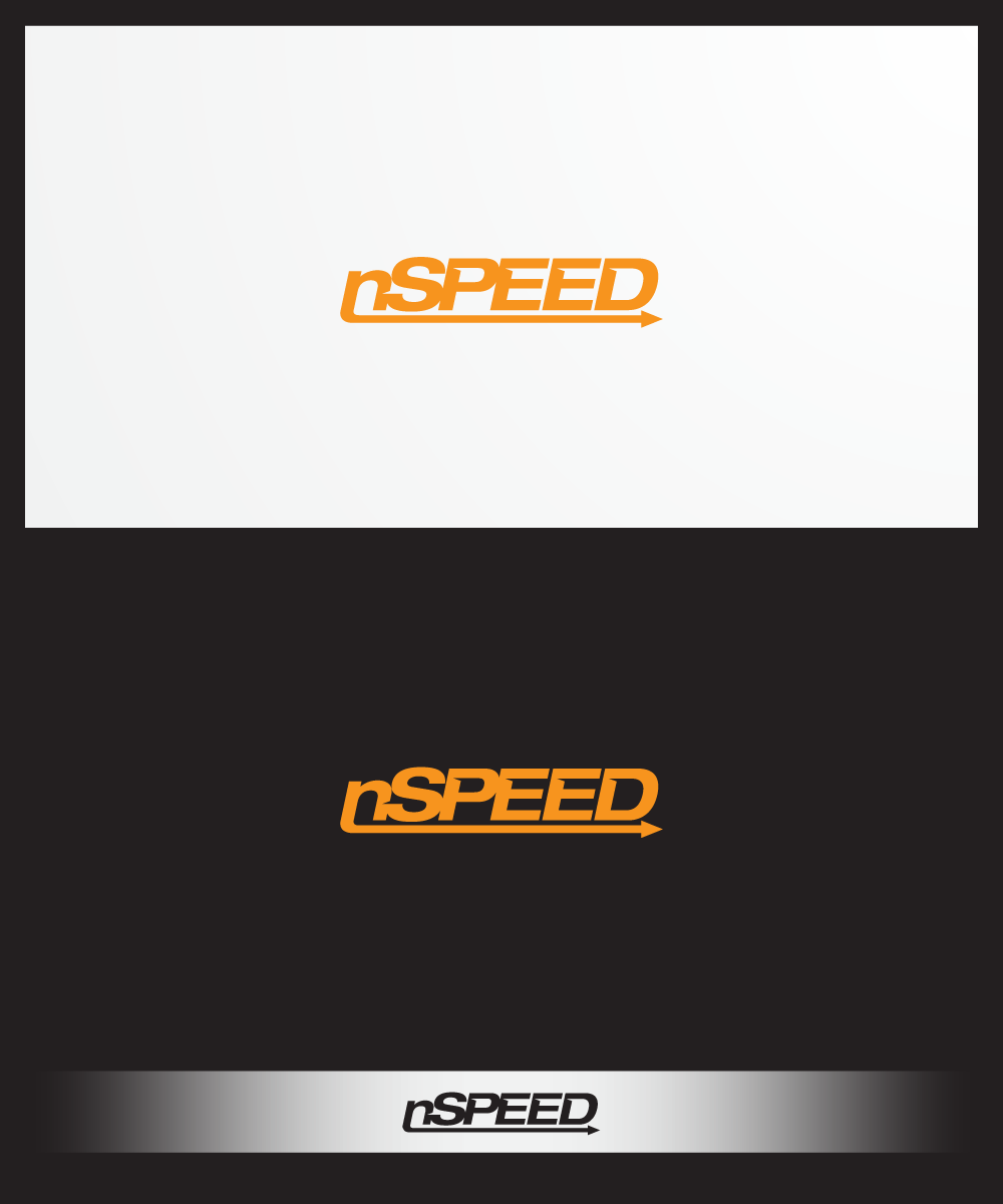 Create the next logo for nSpeed