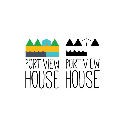Creating a logo for a lovely guest house in sunny Cape Town