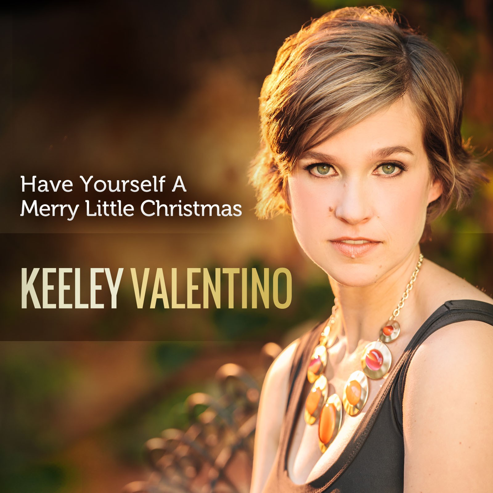 Music Download Cover Art - Keeley Valentino - Have Yourself A Merry Little Christmas
