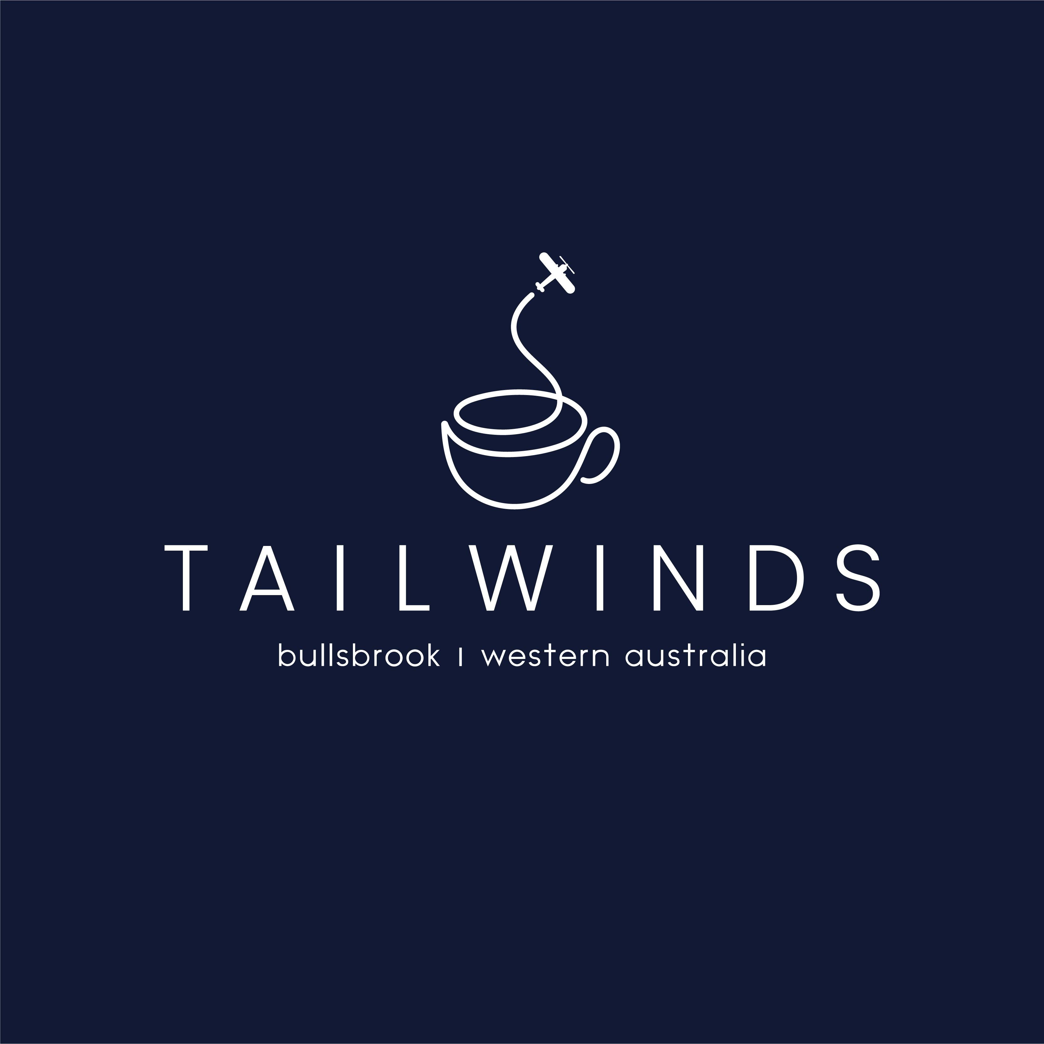 Tailwinds Cafe Needs A Logo!