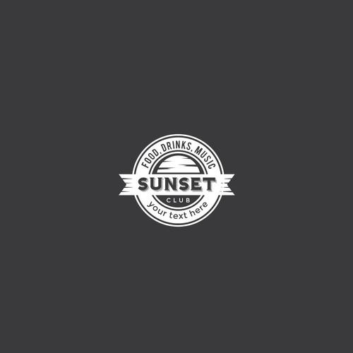 Sunset Club Logo