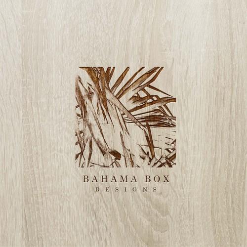 Bahama Box Logo Design