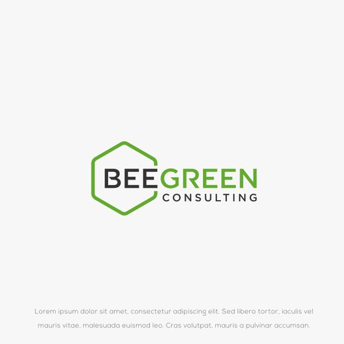 Sustainable desing consultancy needs a powerful logo