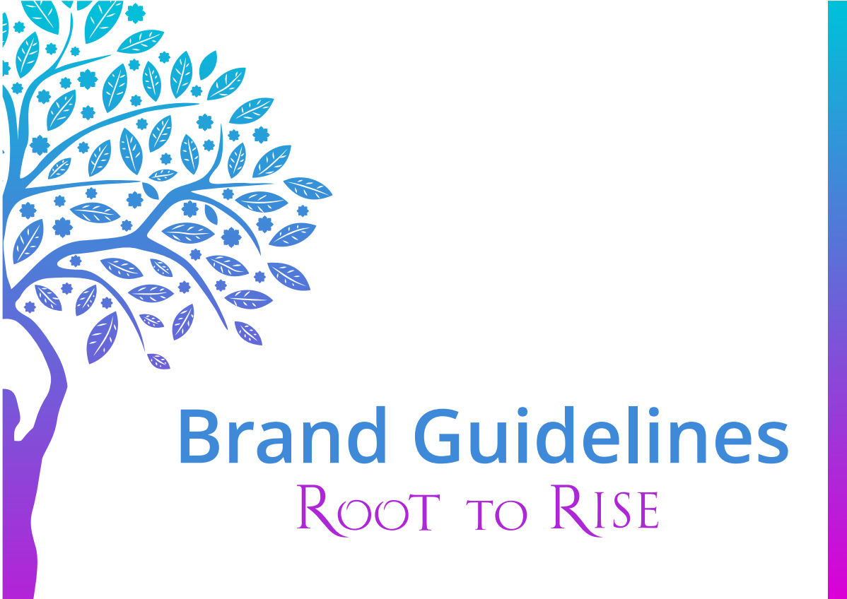 Brand Guide for Root To Rise Yogis
