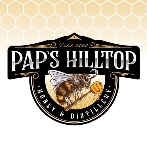 Pap's Hilltop Honey & Distillery
