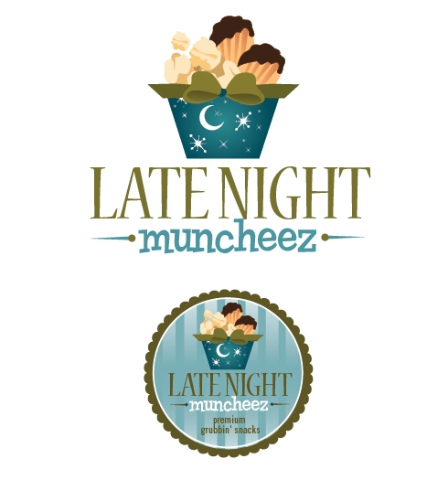 Create the next logo for Late Nite Muncheez