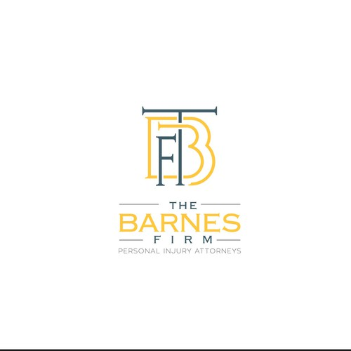 logo for The Barnes Firm