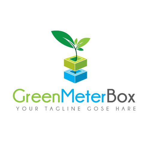 Create a beautiful logo to a new Hydroponic Solution!