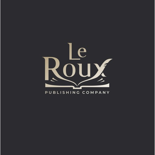 Logo proposal for LeRoux