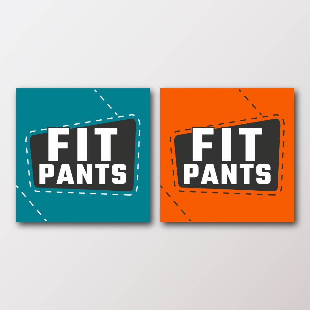 Fit Pants Needs a Podcast Cover