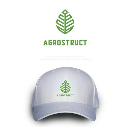 Logo design for construction management