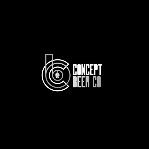 Concept Beer Co Logo Design