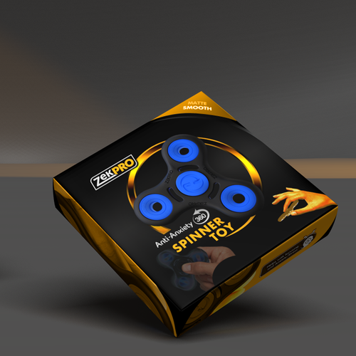 Re-Design box for toy