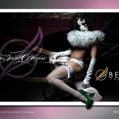 Help BEBI Vodka LTD design our new ad campaign