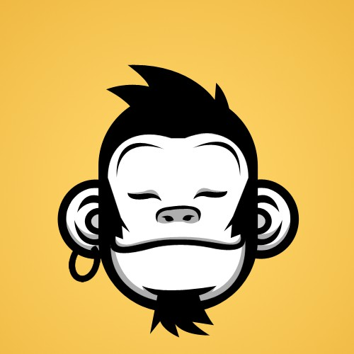 Create a fun and interesting logo for Monkey Mind LLC