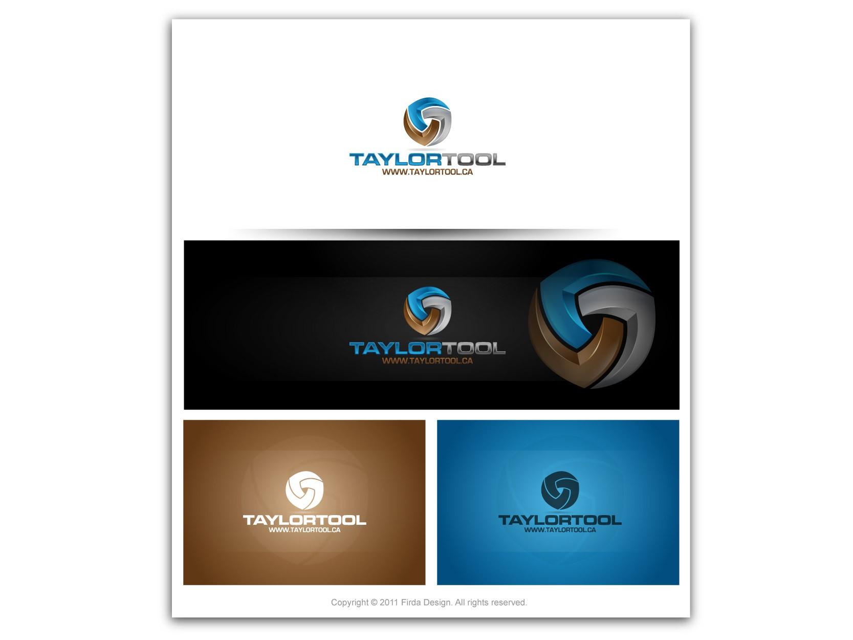 logo for Taylor Tool  www.taylortool.ca