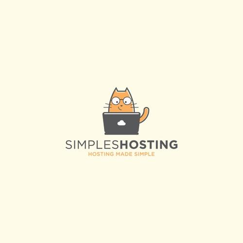 Simples Hosting Logo