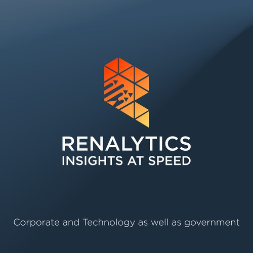 Create a logo and business card design for Renalytics