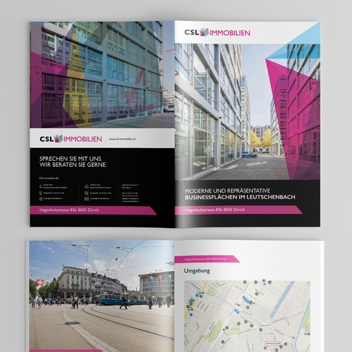 Brochure for CSL Immobilien AG