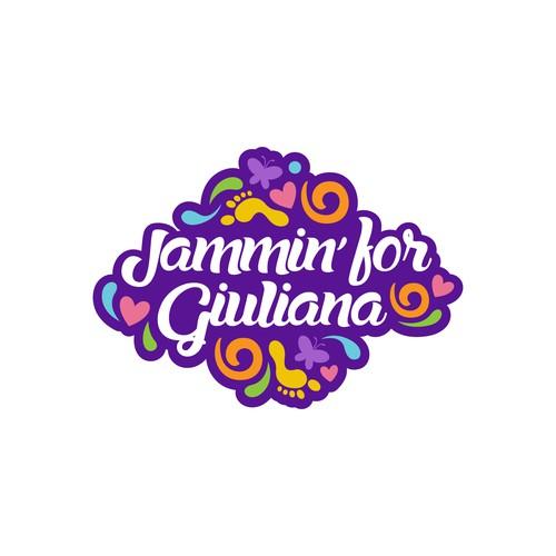 Playful Logo for Fundraiser
