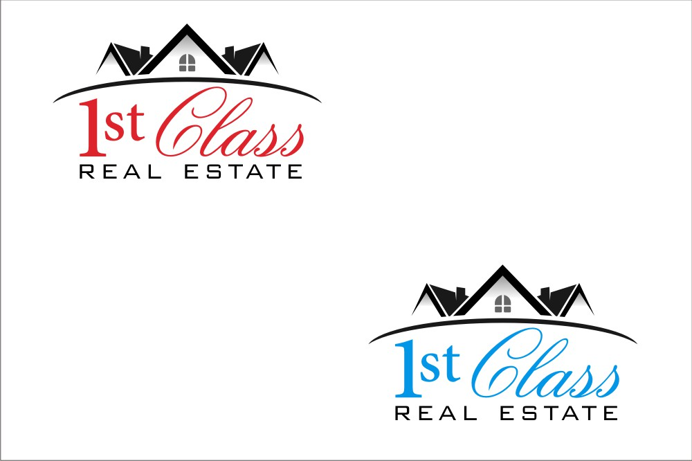 New logo wanted for 1st Class Real Estate