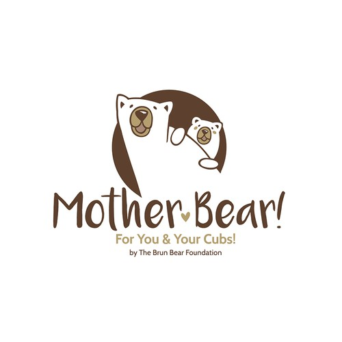 Logo for Mother Bear!