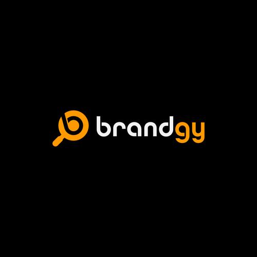 Design a new modern logo for Brandgy