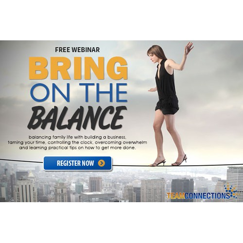 Bring On The Balance