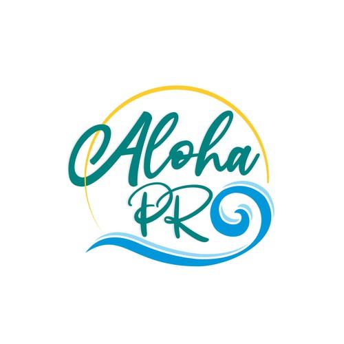 AlohaPR Logo