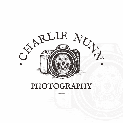 Logo Design for Charlie Nunn Photography