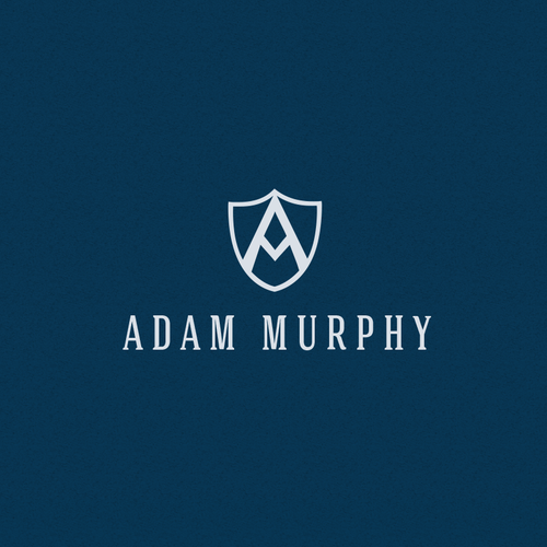 Logo For business consultant adam murphy