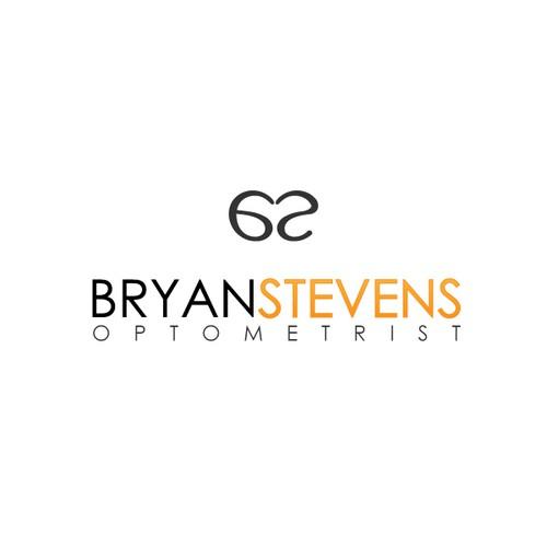 Create the next logo for Bryan Stevens Optometrist