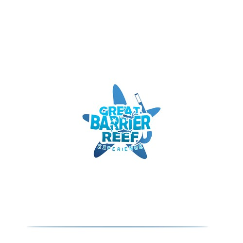 Logo Concept for Great Barrier Reef