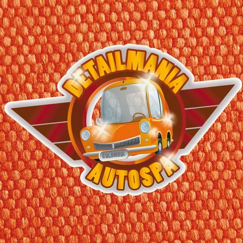 Crear un logo para mi spa de carros que resulte muy atractivo para la gente!
