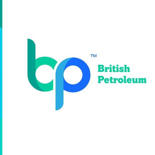 concept logo for British Petroleum