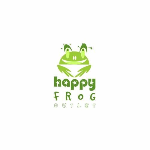 illustration for Happy Frog